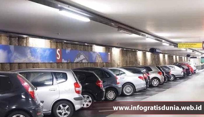 Tempat Parkir Gratis