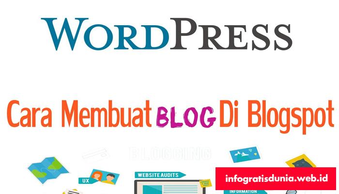 Cara Membuat Blog Gratis di WordPress