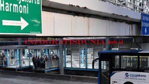 Rayakan HUT DKI 492 Transjakarta Gratis