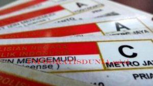 Syarat Perpanjang SIM Gratis Di IIMS 2019