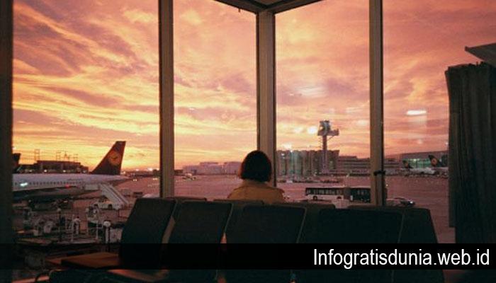 Beberapa Fasilitas Gratis yang Bisa Dinikmati Saat Transit di Bandara Tertentu