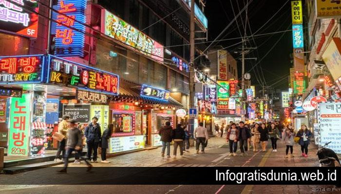 Tempat Wisata Gratis yang Wajib Dikunjungi di Korea Selatan