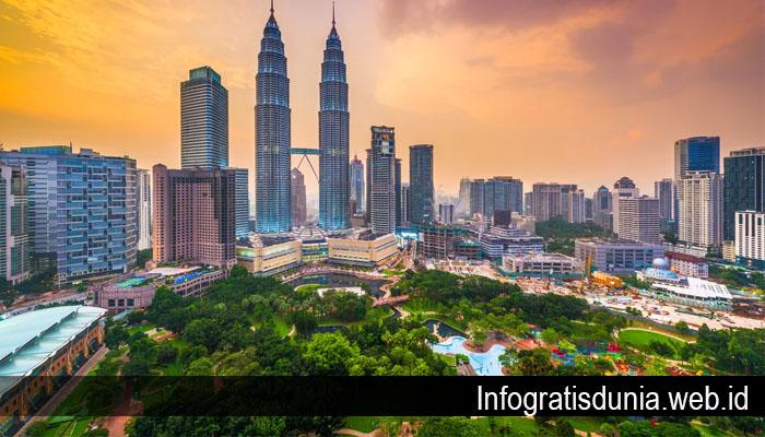 Tempat Wisata Gratis yang Bisa Kamu Kunjungi di Malaysia