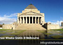 Destinasi Wisata Gratis di Melbourne