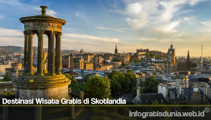 Destinasi Wisata Gratis di Skotlandia