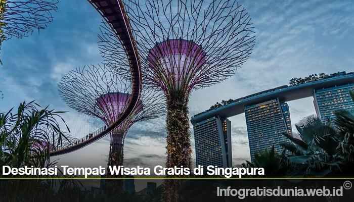 Destinasi Tempat Wisata Gratis di Singapura