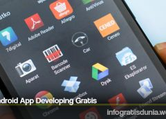 Android App Developing Gratis