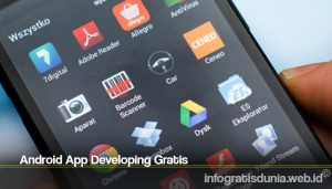 Android App Developing Gratis