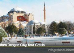 Bandara Dengan City Tour Gratis