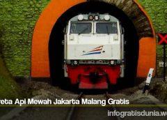 Kereta Api Mewah Jakarta Malang Gratis