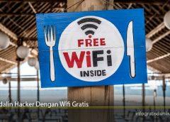 Dikadalin Hacker Dengan Wifi Gratis